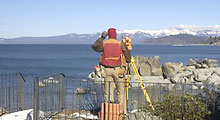Tahoe City Urban Improvement Engineering Project